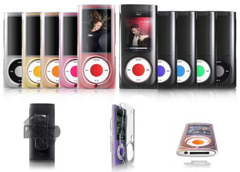 Iskin For The 2nd Generation Nano by Iskin Duo For The Ipod Nano 5g Ubergizmo