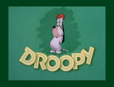 droopy cartoon