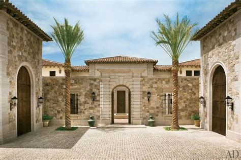 italian architecture homes a palatial italian style home in las vegas