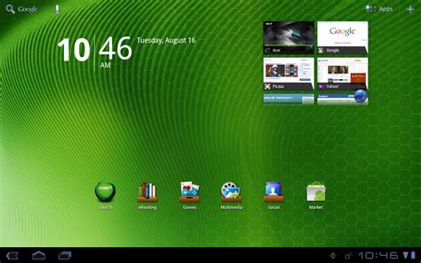 acer game zone acer iconia a500 review android central