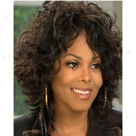 janet jackson hairstyles photo gallery 17 best images about kapsels on pinterest bobs my hair and curly hair