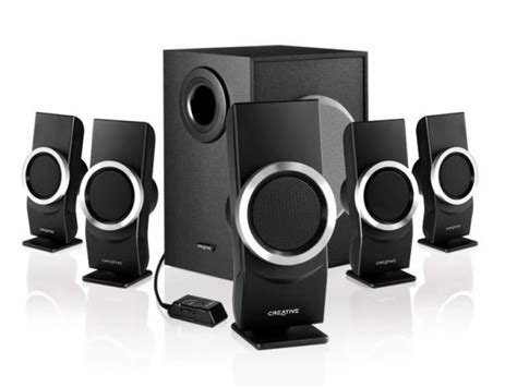 how to set up a 5 1 home theater system