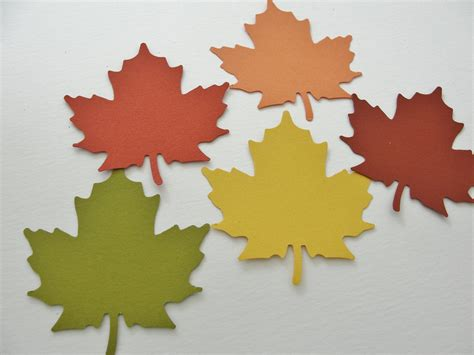How To Make Fall Leaves Out Of Paper - 301 moved permanently