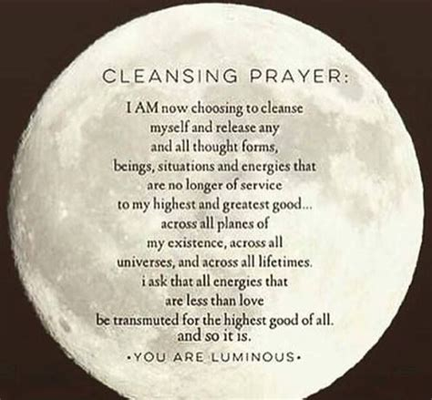 the healing power of smudging cleansing rituals to purify your home attract positive energy and bring peace into your books cleansing prayer witches of the craft 174