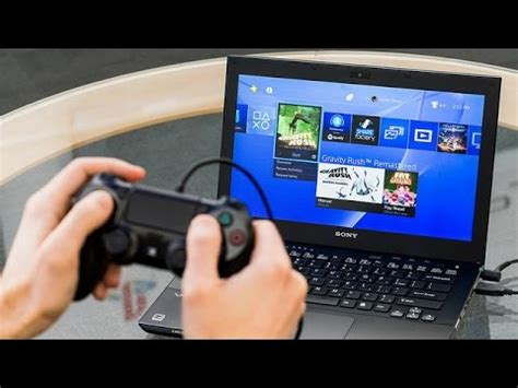 tutorial    playstation  remote play   pc