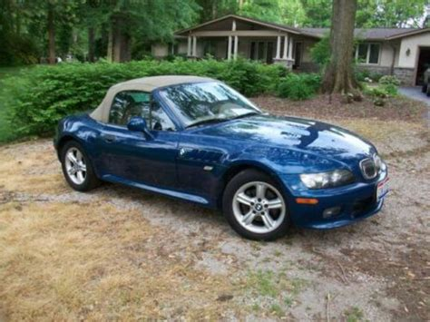 manual repair free 2001 bmw z3 electronic toll collection purchase used 2001 bmw z3 2 5i roadster navy midnight blue convertible in columbus ohio united
