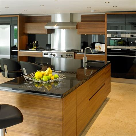 sleek kitchen designs hacker antique white glass splashback best home