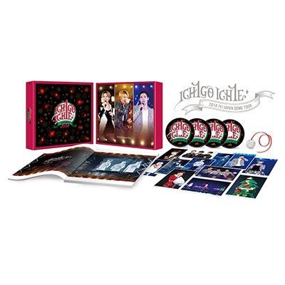 Jyj 2014 Japan Dome Tour Ichigo Ichie Dvd 2014 ichigo ichie jyj japan dome tour 4dvd 残り僅か 日本語字幕