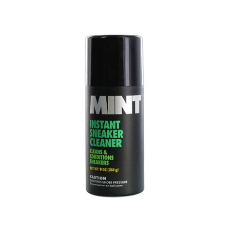 mint shoe cleaner mint foot locker and sneakers on