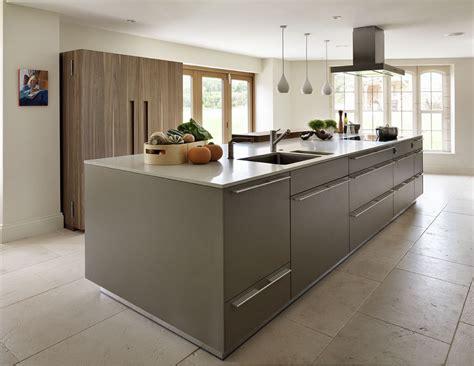Kitchen Architecture Home Sensitive Refurbishment Of