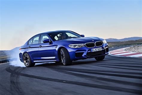 bmw m5 2018 bmw m5 unveiled with 600 ps awd and rwd autoevolution