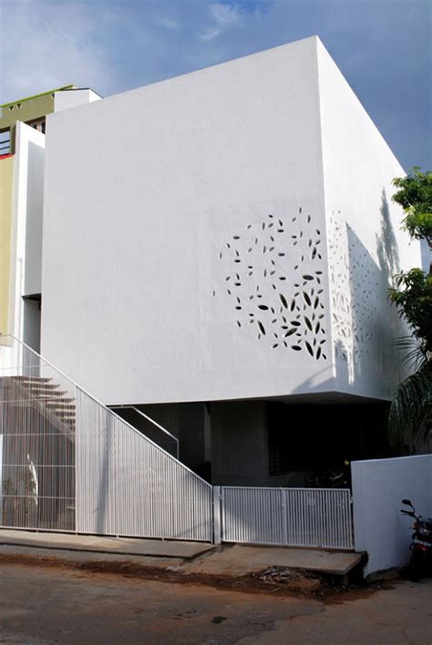home architect plans india house design with amazing exterior walls and courtyard