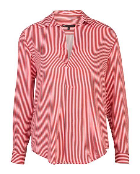 Stripe Blouse stripe blouse