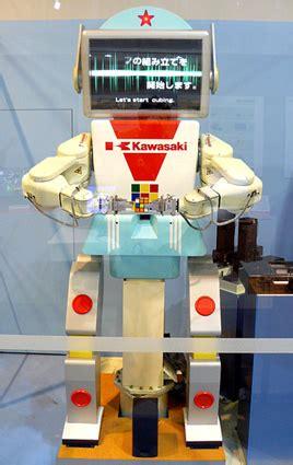 robot eyewitness guides 1405303182 kawasaki robot solves rubik s cube in seconds flat