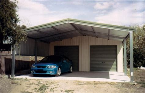 shed attached to garage customs iimajackrussell garages steel garaports custom designed for new zealand properties