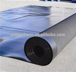 hdpe dimpled geomembrane composite geotextile drainage