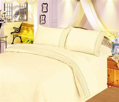 Cotton Polyester Comforter by Polyester Cotton Bedding Sets With Embroidery 3 China