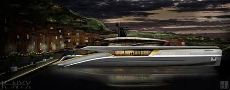 concept design unlimited design unlimited k nyx yacht concept profile yacht
