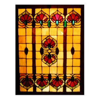 chagne glass card template stained glass window cards stained glass window card