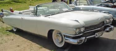 Cadillac 1959 Convertible 1959 Cadillac Eldorado Biarritz Convertible White Side