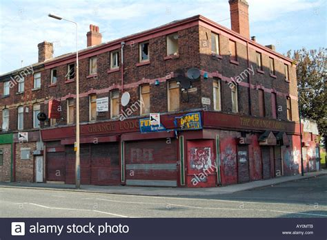 A Rundown Of Businesses by Derelict And Rundown Business Buildings In The Deprived