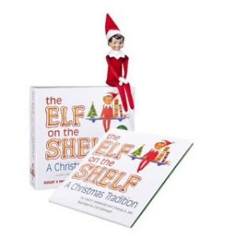 On The Shelf Doll Target by On The Shelf Book And Doll Who Said Nothing In
