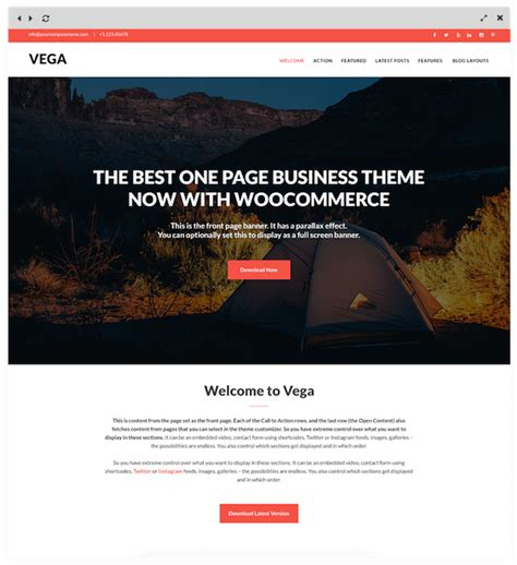 free bootstrap based wordpress themes 50 free bootstrap based wordpress themes for 2018