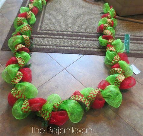 25 best ideas about deco mesh garland on pinterest mesh garland fall mesh garland and xmas