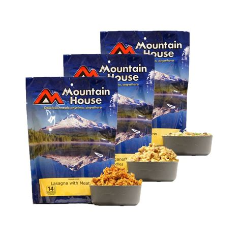 mountain house food mountain house foods keeping you always on the go