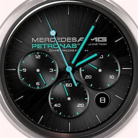 Tagheur Amg 2 mercedes amg formula petronas edition v2 watchfaces for smart watches