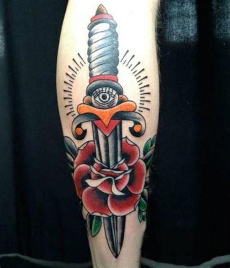 tattoo old school dagger estilos de tatuagens voc 234 conhece todos styles of