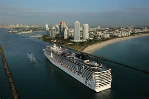 msc cruises ships and itineraries 2016 2017 2018