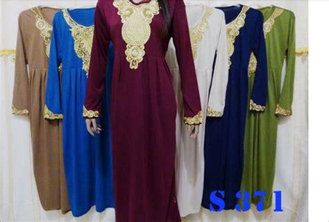 Grosir Baju Termurah Baju Grosir Wanita Termurah Dress Panjang Gamis Moderen