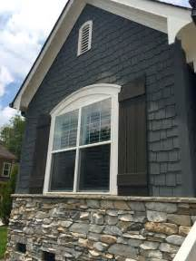 Exterior Trim Paint Colors - best 25 black shutters ideas on pinterest