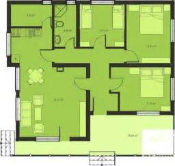 traditional 3 bedroom house plans the interior design
