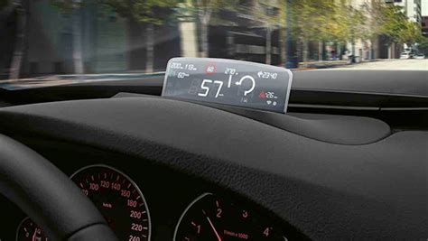 Bmw 1er Head Up Display by Bmw Head Up Screen