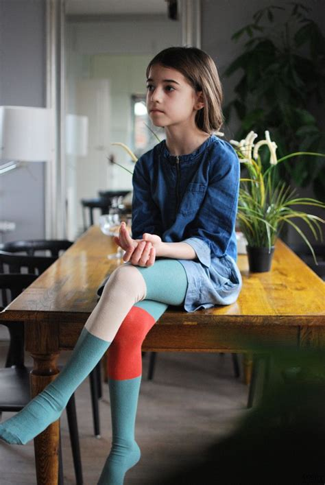 cool ls for tweens color blocked tights apparel for my wee ones pinterest