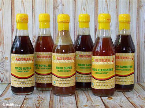 Madu Mutiflora Netto 350ml jual madu pramuka kirim ke seluruh indonesia