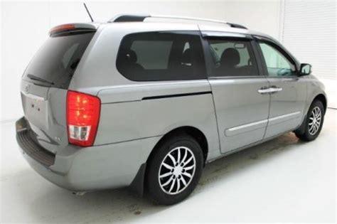 2011 Kia Sedona Ex Purchase Used 2011 Kia Sedona Ex 1 Owner Backup