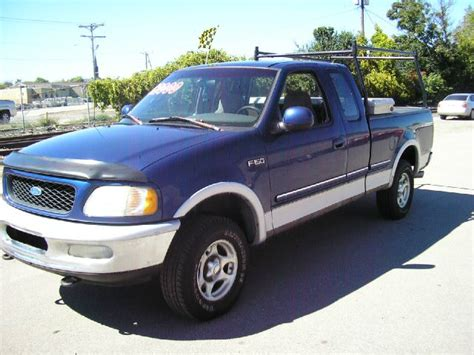 1997 Ford F150 Specification by 1997 Ford F150 Supercab Bed 4wd Details Nashua Nh 3060