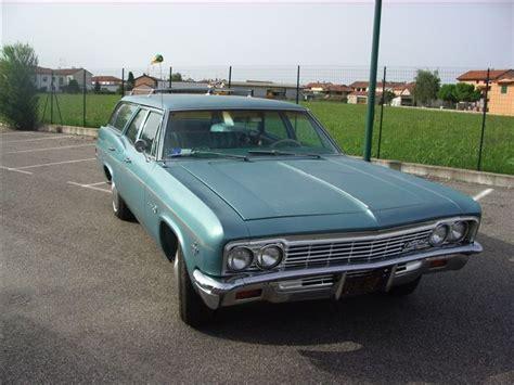 1966 impala wagon scaduto vendo chevrolet impala wagon 1966 58096