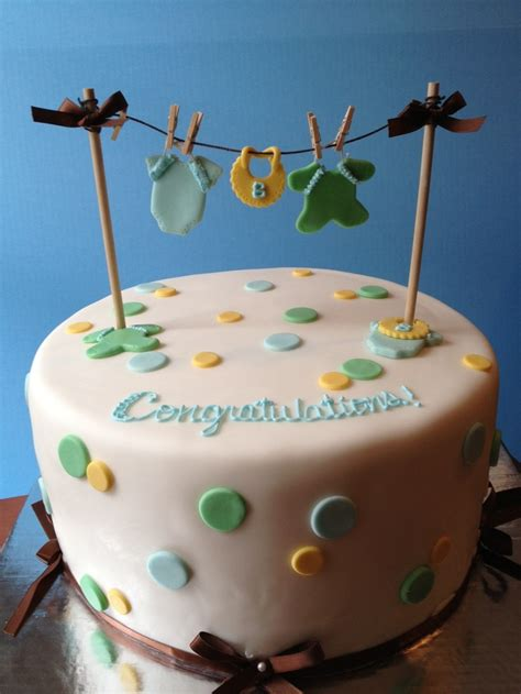 Baby Shower Clothes Line by Clothesline Baby Shower Cake Future Cake Ideas