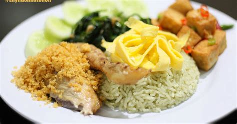 buat nasi kuning di rice cooker nasi ricecooker 928 resep cookpad