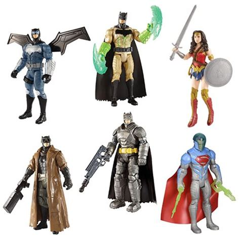 v figures batman v superman 6 inch figures wave 5 basic figure