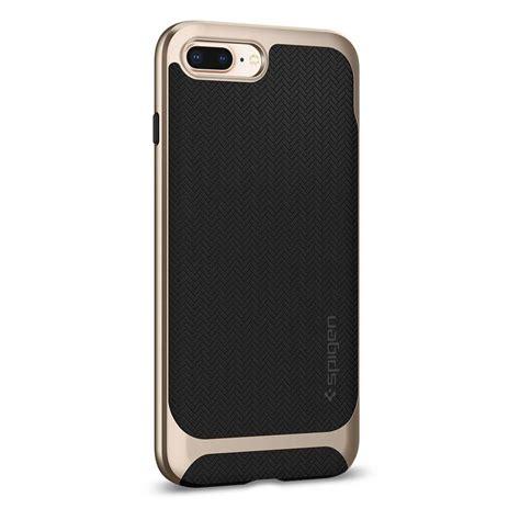 Spigen Iphone 7 Plus Iphone 8 Plus Neo Hybrid Gunmetal Spigen 174 Neo Hybrid Herringbone 055cs22231 Iphone 8 Plus