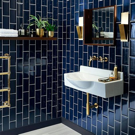 azulejo no banheiro blog eliane arquivo para azulejo de metr 244 blog eliane
