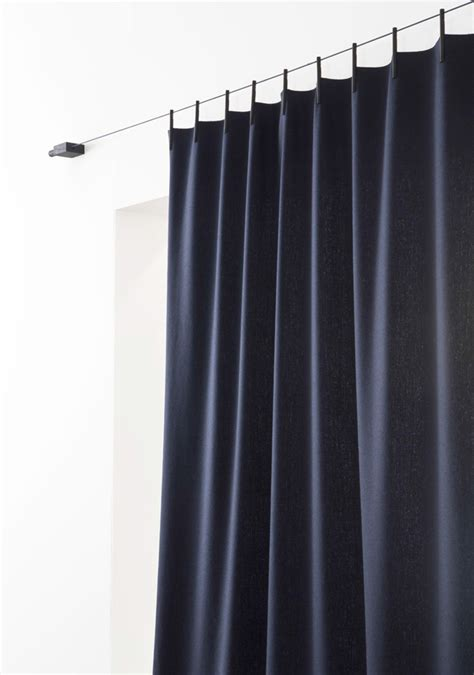 curtain pegs ready made curtain by bouroullec for kvadrat designagenda