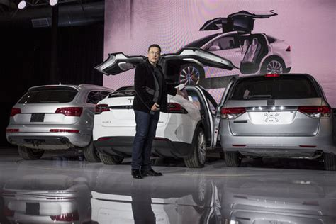 Expected Price Of Tesla Model X Tesla Model X Is Everything We Want From An Apple Car And