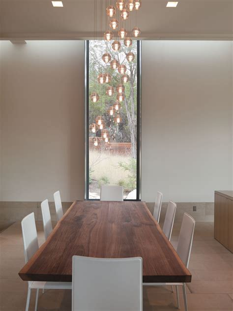 Dining Table Lighting Pendant Lighting Wood Dining Table Eco Friendly House In