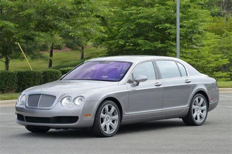 custom bentley 4 door 2006 bentley continental flying spur 4 door sedan 177443
